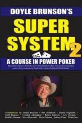Product picture Super Sistem 2 Poker Guide